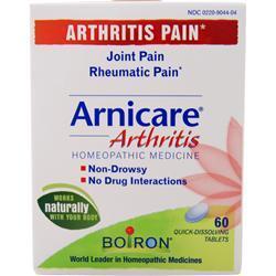 Boiron Arthritis Pain - Arnicare Arthritis 60 tabs