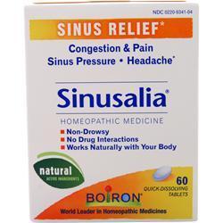 Boiron Sinus Relief - Sinusalia 60 tabs