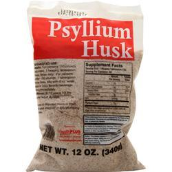 Health Plus Psyllium Husk 12 oz