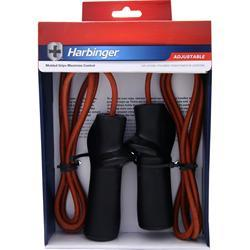Harbinger Trigger Grip Jump Rope Leather 1 unit
