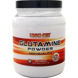 Iron-Tek Essential Glutamine Powder 2.4 lbs