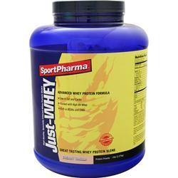 SportPharma Just-Whey Vanilla 5 lbs