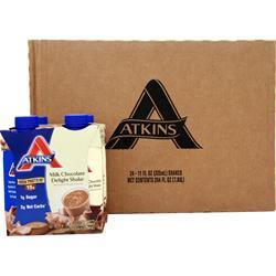 Atkins Advantage Shake - Ready To Drink (Tetra-Can) Mocha Latte 24 cans
