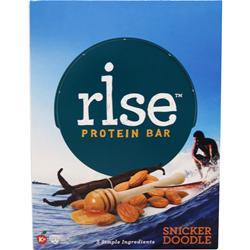 Rise Bar Rise Protein+ Bar Snicker Doodle 12 bars