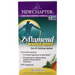 NEW CHAPTER Zyflamend Whole Body 120 vcaps