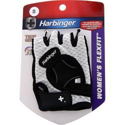 Harbinger Women's FlexFit Glove White - Small 2 glove