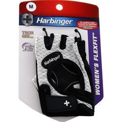 Harbinger Women's FlexFit Glove White - Medium 2 glove