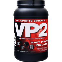 AST VP2 - Whey Protein Isolate Double Rich Chocolate 2 lbs
