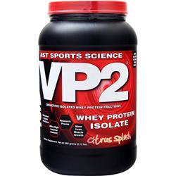 AST VP2 - Whey Protein Isolate Citrus Splash 2 lbs