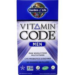 Garden Of Life Vitamin Code Men on sale at AllStarHealthcom