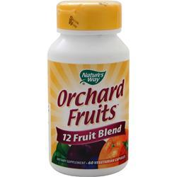 Nature's Way Orchard Fruits 60 vcaps