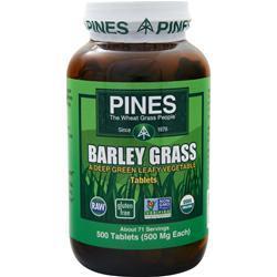 Pines Barley Grass 500 tabs