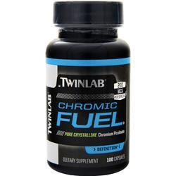 TwinLab Chromic Fuel 100 caps