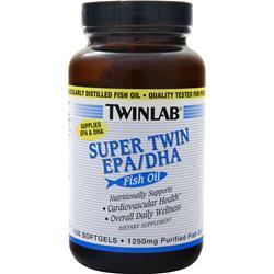 TwinLab Super Twin EPA/DHA 100 sgels