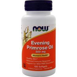 Now Evening Primrose Oil (500mg) 100 sgels