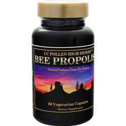 CC Pollen High Desert Bee Propolis 60 vcaps