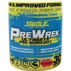 Swole Pre Wrek - Ultimate Pre-Workout Watermelon 270 grams
