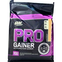 Optimum Nutrition Pro Gainer - High Protein Gainer Banana Cream Pie 10.19 lbs