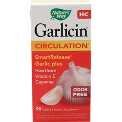 Nature's Way Garlicin HC 90 tabs