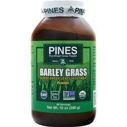 Pines Barley Grass Powder 10 oz