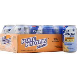 Worldwide Sports Ultra Pure Protein Shake (11 fl.oz.) Banana 12 cans