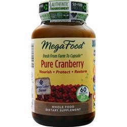 Megafood Pure Cranberry (500mg) 60 caps