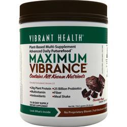 Vibrant Health Maximum Vibrance Chocolate Chunk 724.5 grams