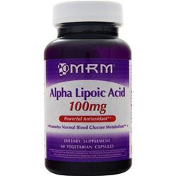 MRM Alpha Lipoic Acid (100mg) 60 vcaps
