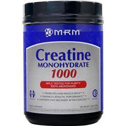 MRM Creatine Monohydrate 1000 grams