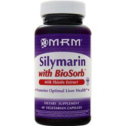 MRM Silymarin with BioSorb 60 vcaps