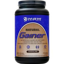 MRM All Natural Gainer Chocolate 3.3 lbs