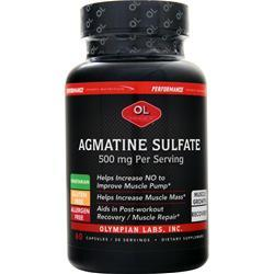 Olympian Labs Performance Sports Nutrition - Agmatine Sulfate (500mg) 60 caps