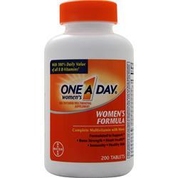Bayer Healthcare ONE A DAY Women's 200 tabs