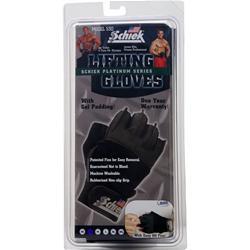 Schiek Sports Lifting Gloves Platinum Series Small 2 glove