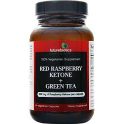 Futurebiotics Raspberry Ketone + Green Tea 60 vcaps