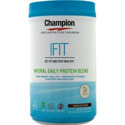 Champion Fit - Daily Protein Blend Chocolate 1.6 lbs