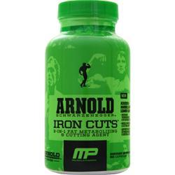 Arnold Iron Cuts 90 caps
