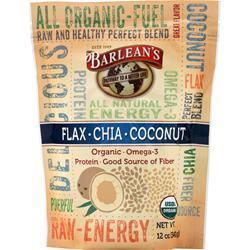 Barlean's Flax - Chia - Coconut 12 oz