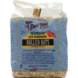 Bob's Red Mill Organic Old Fashioned Rolled Oats 32 oz