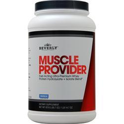 Beverly International Muscle Provider Vanilla 1.92 lbs