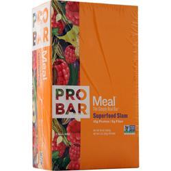 Pro Bar Whole Food Meal Bar Superfood Slam 12 bars