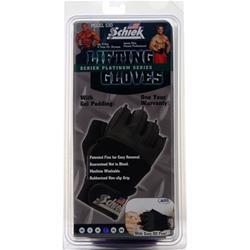 Schiek Sports Lifting Gloves Platinum Series Large 2 glove