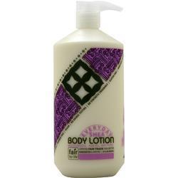 Alaffia Everyday Shea - Moisturizing Body Lotion Lavender 32 fl.oz