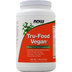 Now Tru-Food Vegan Berry 2.2 lbs