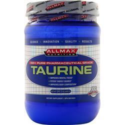 Allmax Nutrition Taurine Powder 400 grams
