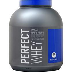 Nature's Best Perfect Whey Protein Vanilla 5 lbs