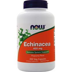 Now Echinacea (400mg) 250 caps
