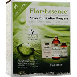 Flora Flor-Essence - 7 Day Purification Program 1 kit