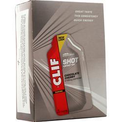 Clif Bar Clif Shot Chocolate Cherry+Caffeine 24 pckts