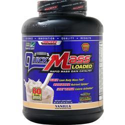 Allmax Nutrition QuickMass Loaded Vanilla 6 lbs